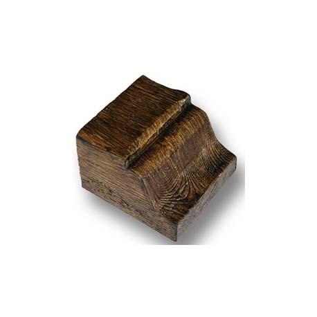 CS68dark oak - H-10 cm W-12 cm L-12 cm